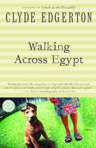 An analysis of the main character in clyde egertons walking across egypt mattie rigsbee