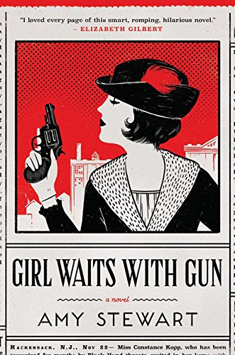 Girl Waits with Gun Cover