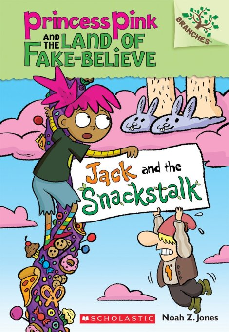 Jack and the Snackstalk Cover