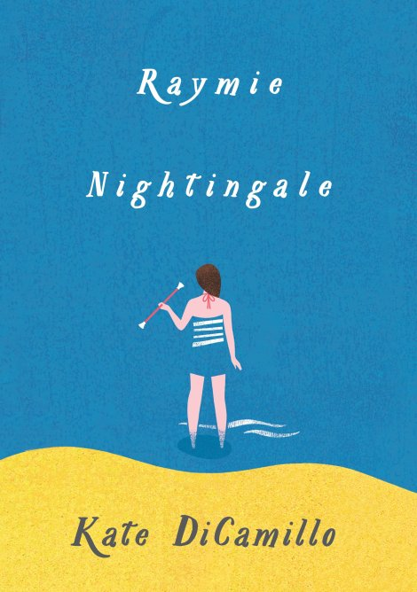 Raymie Nightingale Cover