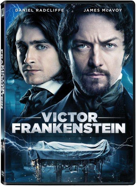 Victor Frankenstein Cover