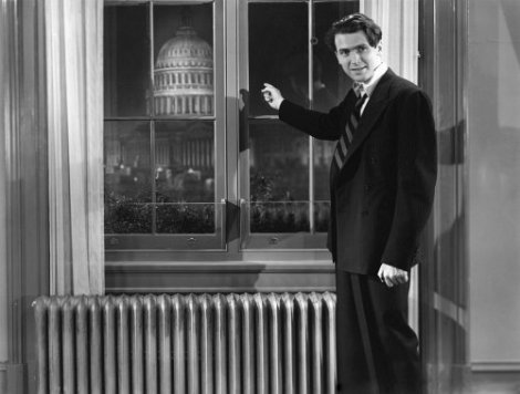 """Mr. Smith Goes to Washington"" James Stewart 1939 Columbia **I.V."